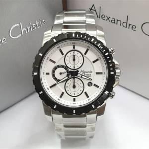 jam tangan Alexandre Christie 6141 MCBTBSL